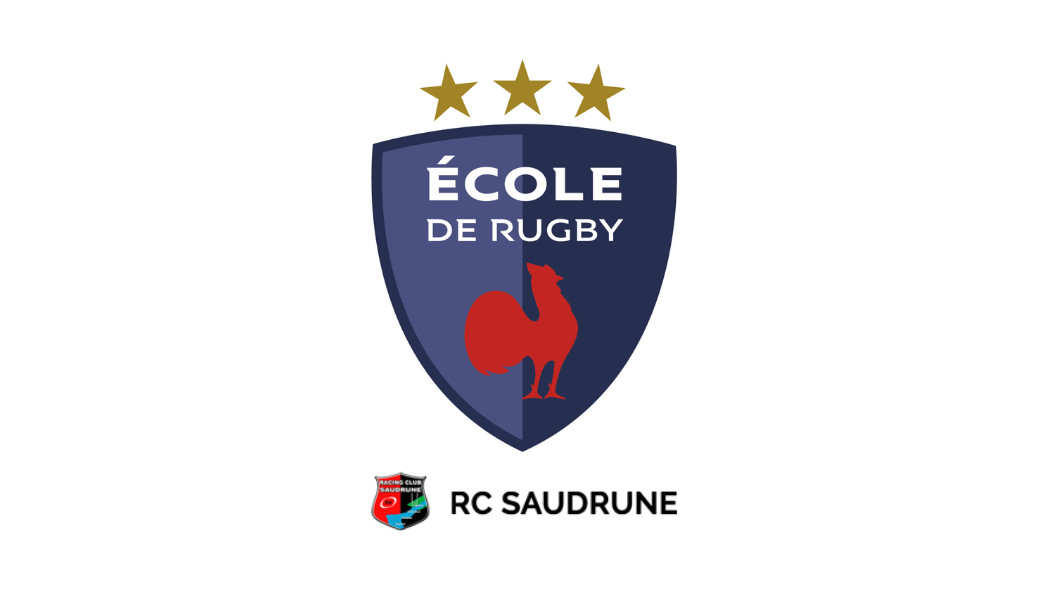 RC Saudrune Ecole Rugby 3 Etoiles